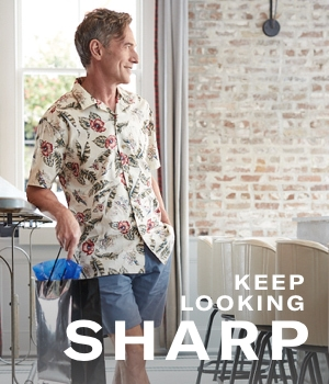Look Sharp this Summer