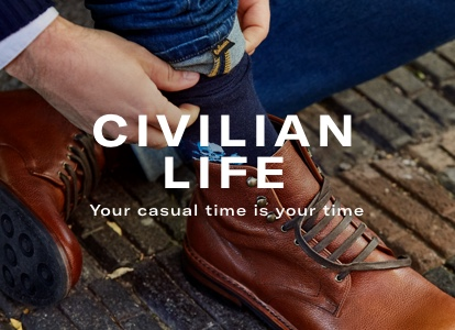 Civilian life - your casual time is your time