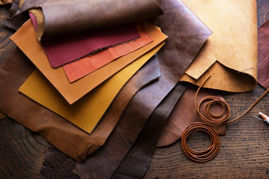 hand selected leathers