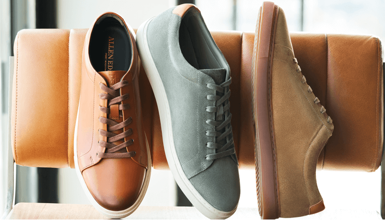 Allen Edmonds- Canal Court Dress Sneaker Collection