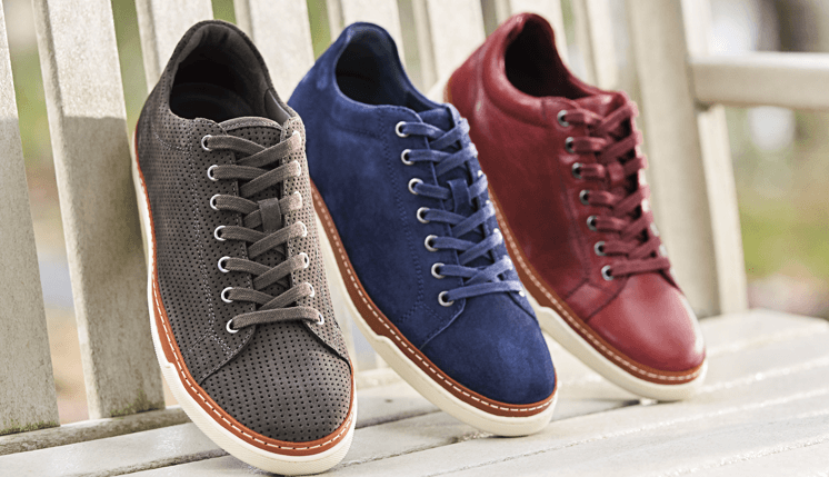 Allen Edmonds - Porter Dress Sneaker Collection