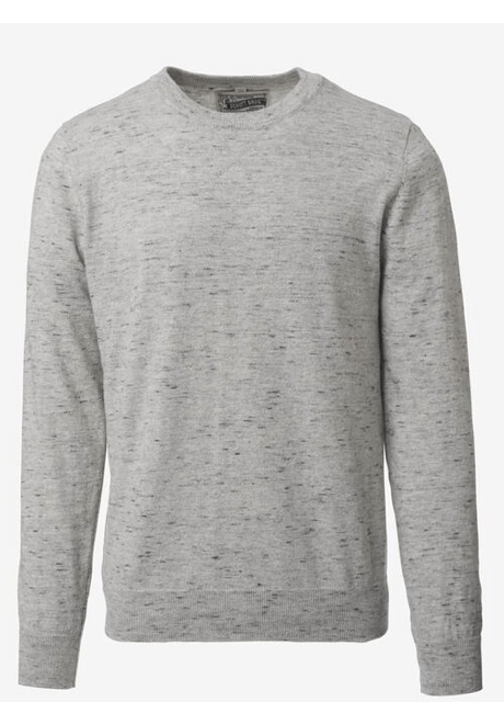 Allen Edmonds - Light Grey Men's Casual Sweater