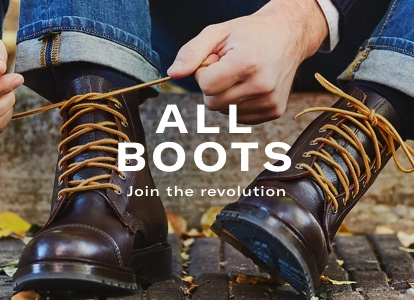 All boots - join the revolution