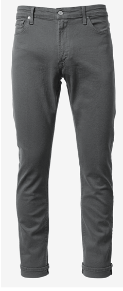 Allen Edmonds- Civilianaire Grey Jeans- Casual Pants